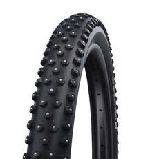 Schwalbe Schwalbe, Ice Spiker Pro, Tire, 26''x2.10, Wire, Clincher, Winter, LiteSkin, RaceGuard, 67TPI, Black