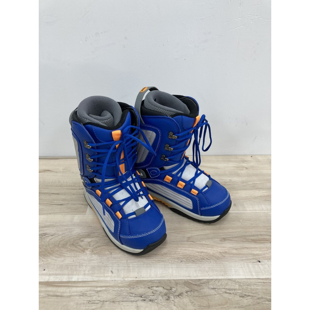 Used Snowboard Boots Gabrielle Nollie (Old Rental) SIZE 8 Stock)