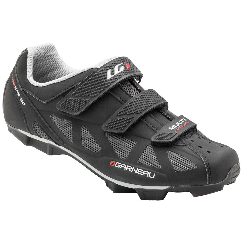 GARNEAU MULTI AIR FLEX CYCLING SHOES NOIR BLACK 44