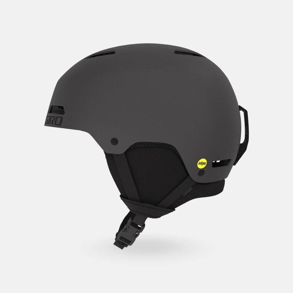 Giro Giro Winter Helmet LEDGE MAT GRAPHITE M
