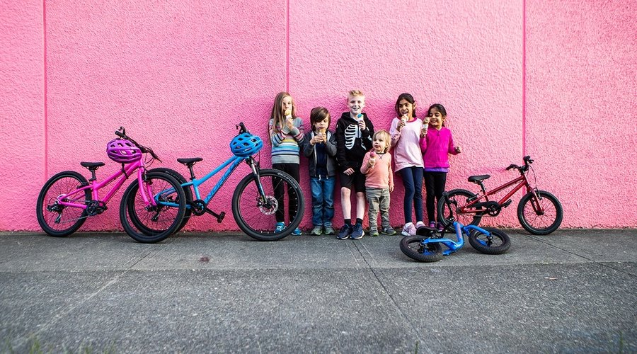 How to get the right bike size for a child