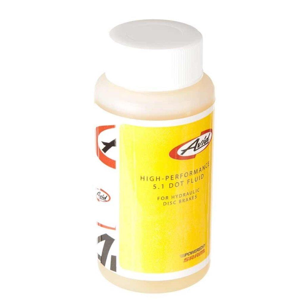 Avid Avid, Pit Stop DOT 5.1, Hydraulic brake fluid, 4oz