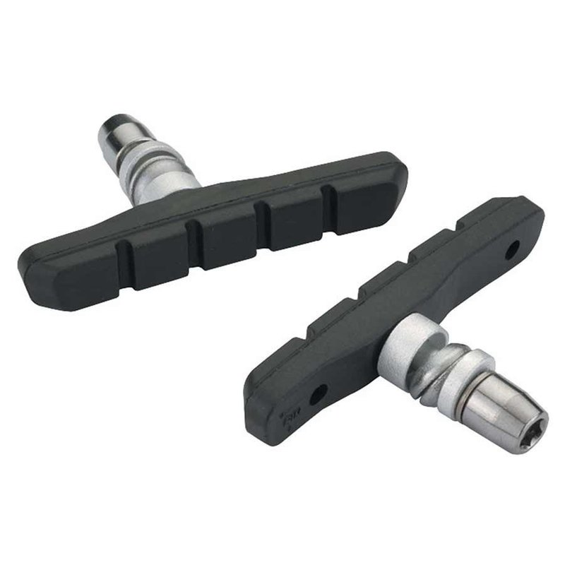 Jagwire Jagwire, Mountain Sport, V-brake pads, All-Weather (Aw), Black, Package