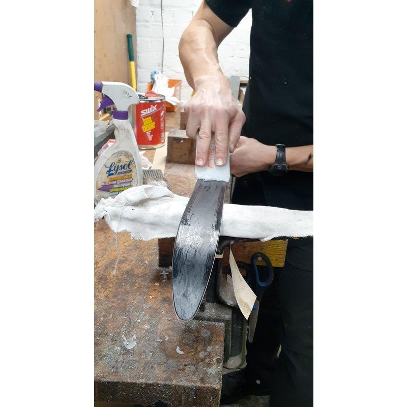 Northern Bicycle Co. Ski Binding Install & Hot Wax Basic