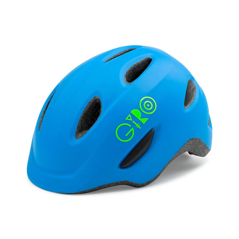Scamp Blue, XS Kids Bike Helmet
