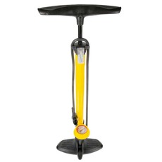 EVO Evo, AirPress Sport, Floor Pump, Double head, 160psi, Yellow
