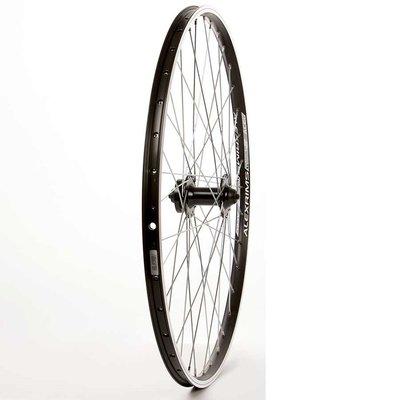 Wheel Shop Wheel Shop, Alex Ace17 Black/ Formula DC-20, Wheel, Front, 26'' / 559, Holes: 36, QR, 100mm, Disc IS 6-bolt