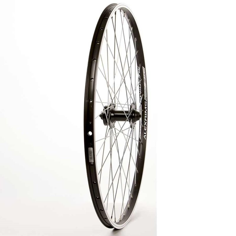 Wheel Shop Wheel Shop, Alex Ace17 Black/ Formula DC-20, Wheel, Front, 26'' / 559, Holes: 36, QR, 100mm, Disc IS 6-bolt