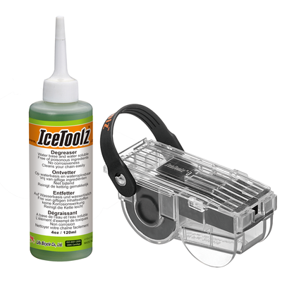 ICETOOLZ ICETOOLZ CHAIN SCRUBBER AND DEGREASER
