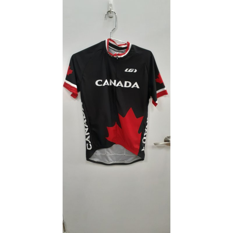Louis Garneau Garneau, Canada Biking Jersey S