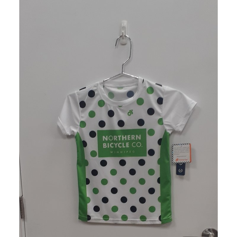 ChampSys Northern Bicycle Branded Jersey, Child