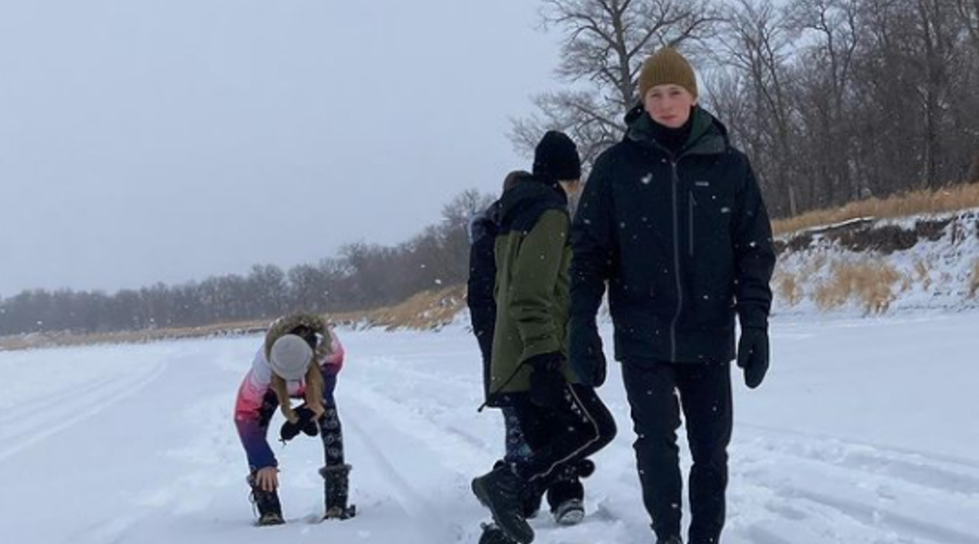 Our favorite places to go snowshoeing in Winnipeg Manitoba