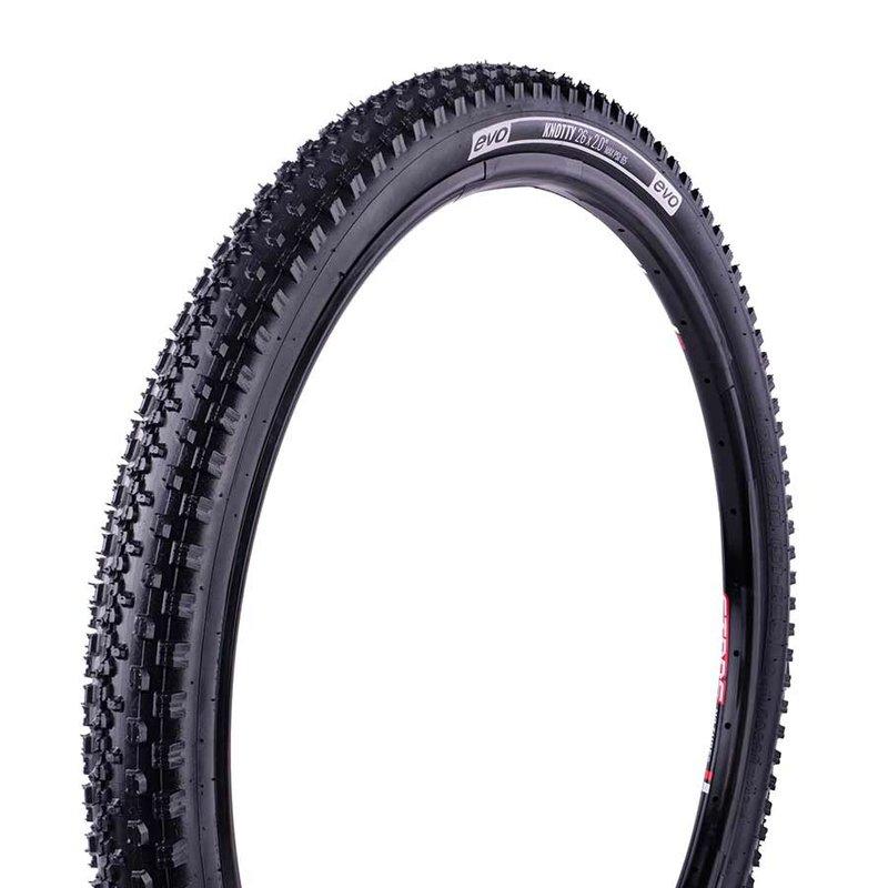 EVO EVO, Knotty, Tire, 27.5''x2.10