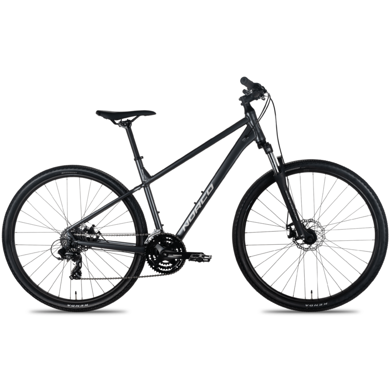 Norco Norco XFR 3 Grey/Silver Large