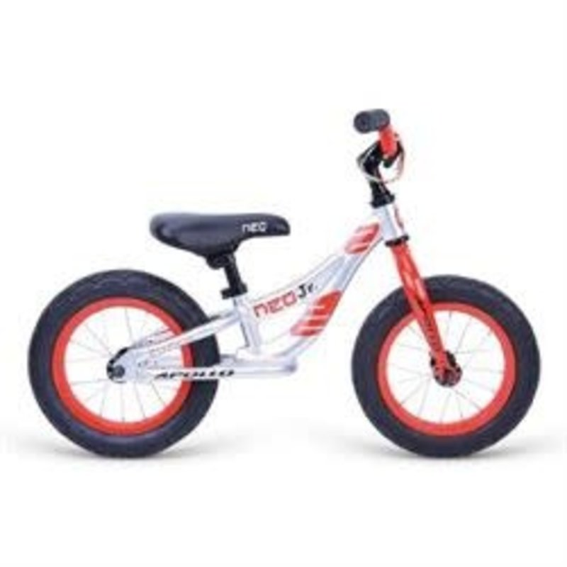 """RADIUS/NEO RADIUS NEO JR. Orang/Silver 12"""" Runbike"""
