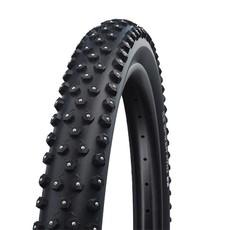 Schwalbe Schwalbe, Ice Spiker Pro, Tire, 26''x2.10, Wire, Clincher, Winter, LiteSkin, RaceGuard, 67TPI, Black