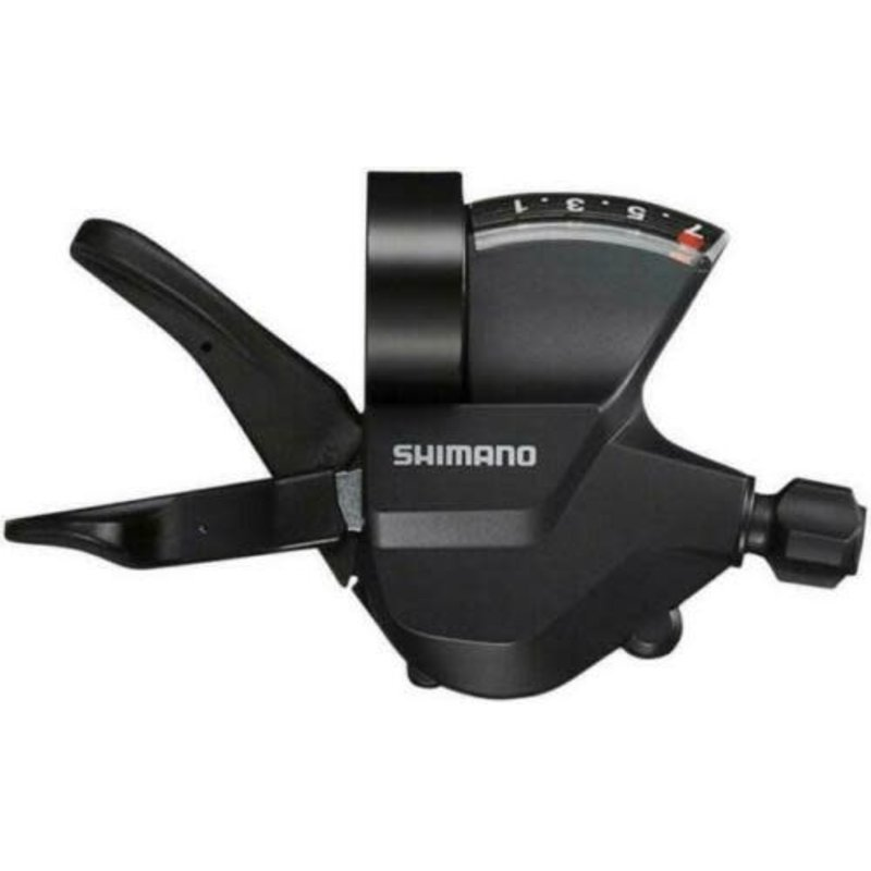 Shimano Shimano, SL-M315-7R, Trigger Shifter, Speed: 7, Black