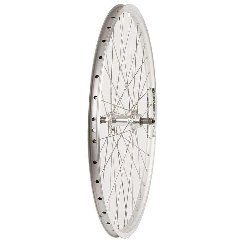 Wheel Shop Wheel Shop, Evo Tour 19 Silver/ Formula FM-31, Wheel, Rear, 26'' / 559, Holes: 36, Bolt-on, 135mm, Rim, Freewheel