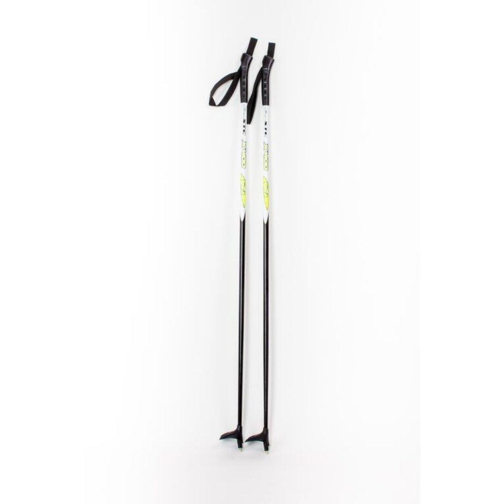STC STC ski poles, 100% fiberglass