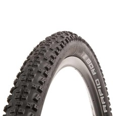 Schwalbe Schwalbe, Rapid Rob, Tire, 26''x2.25, Wire, Clincher, SBC, K-Guard, 50TPI, Black