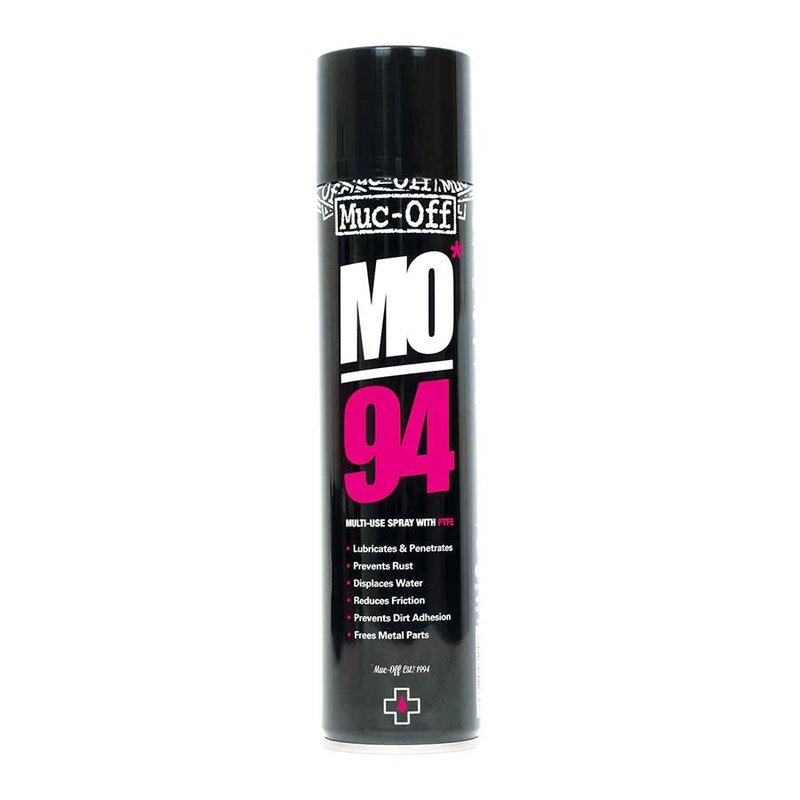 Muc-Off Muc-Off, MO-94, Lubricant, 400ml, 930CA (FR/ENG)