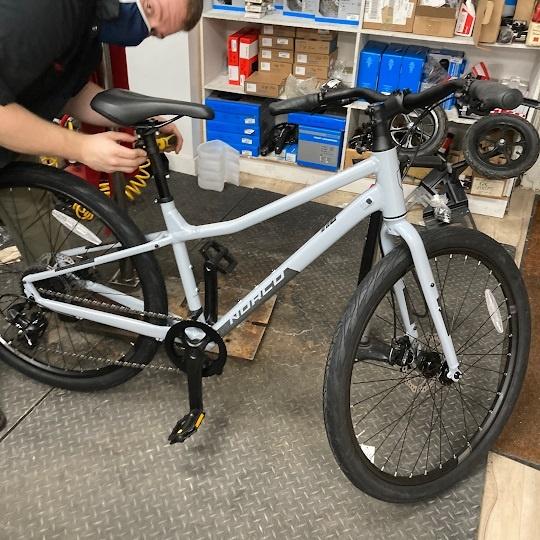 When should you fix your bike?