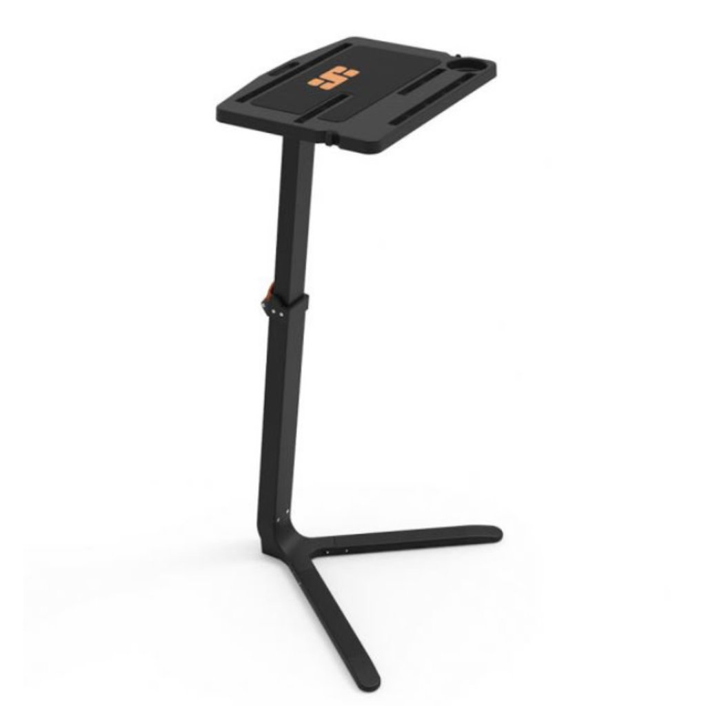 JetBlack Jet Black Adjustable  Laptop Table
