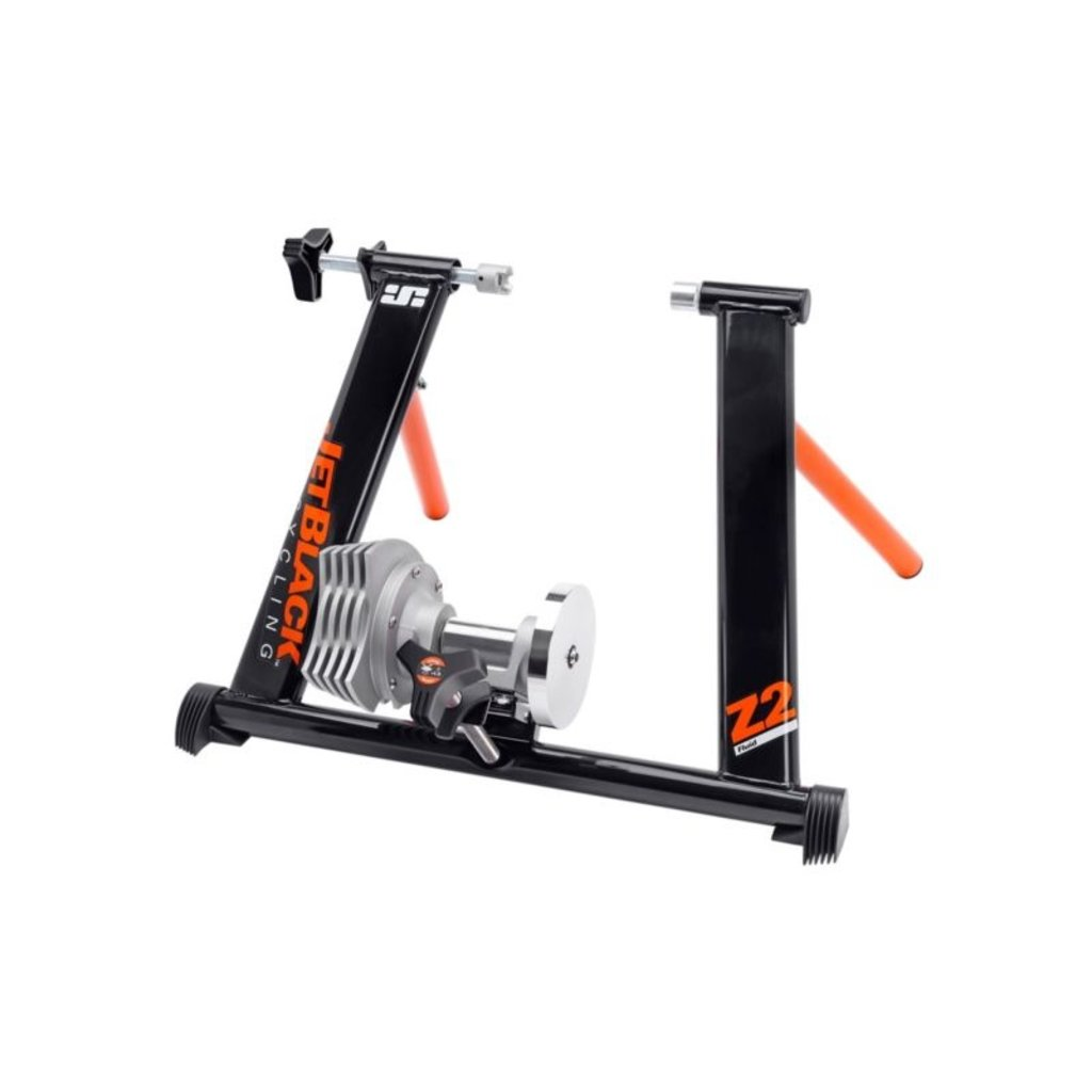 JetBlack Jet Black, Z2 Fluid Indoor Trainer