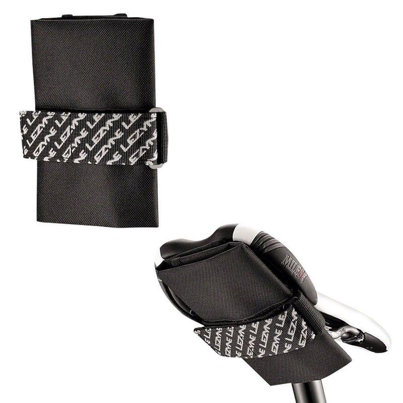 LEZYNE Lezyne, Roll Caddy, Seat Bag, 0.6L, Black