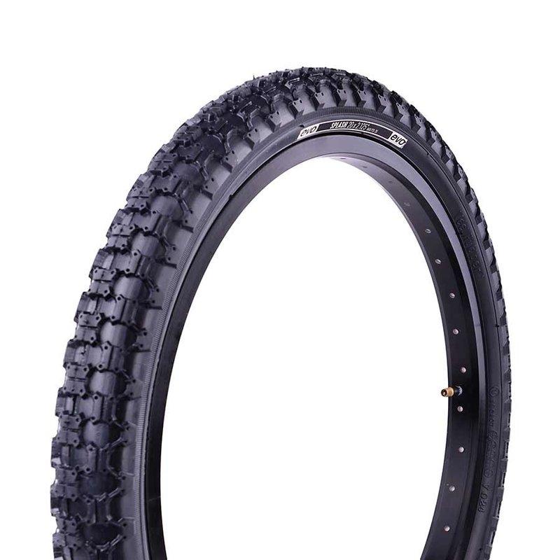 EVO EVO, Splash, Tire, 16'' x 1.75, Wire, Clincher, Black