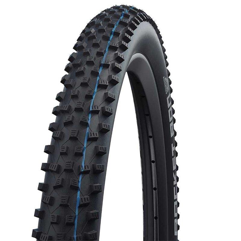 Schwalbe Schwalbe Rocket Ron Tire, 26 x 2.25 (57-559), Black, Performance, Tubeless Ready, Addix Compound, Folding