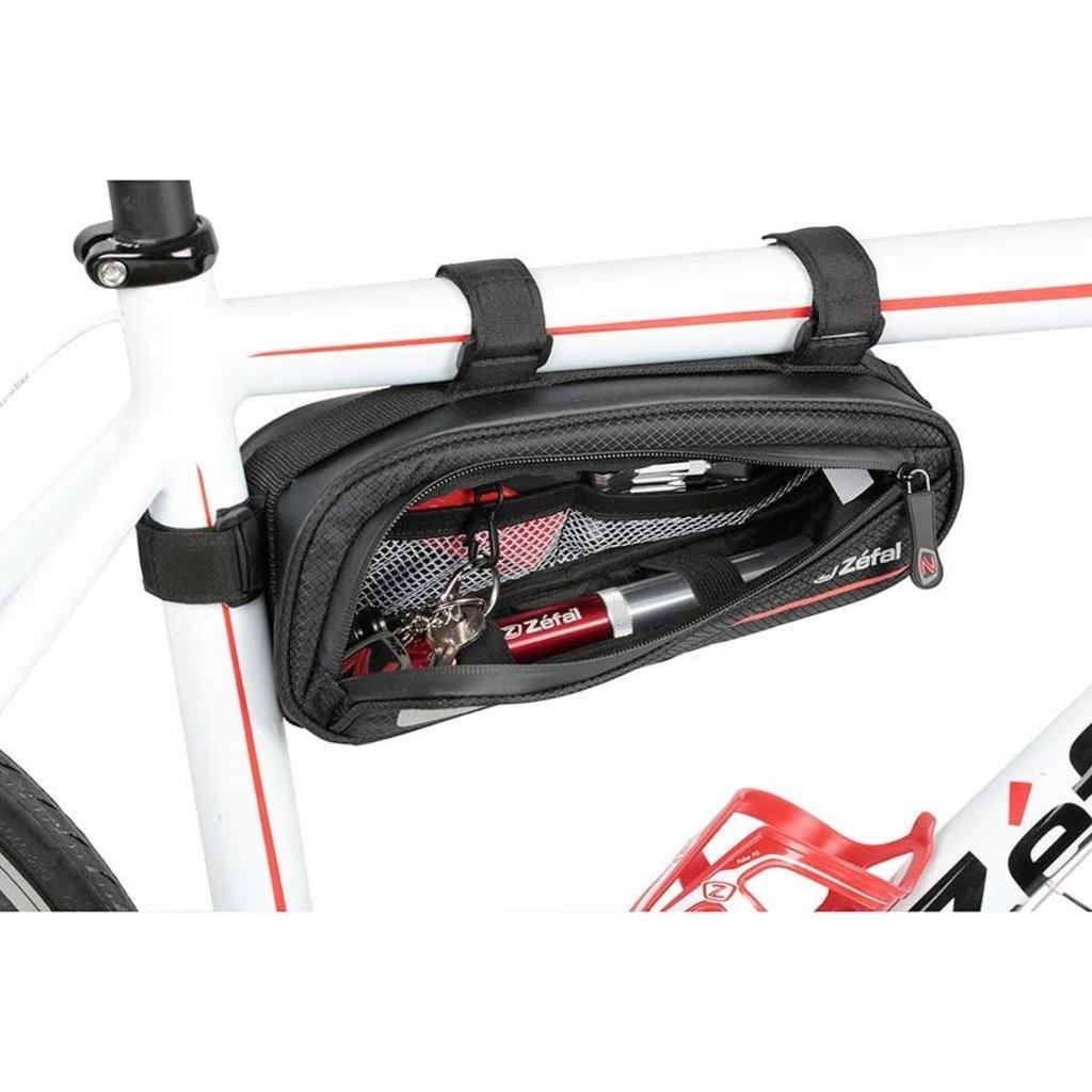 ZEFAL Zefal, Z Frame Pack, Frame Bag, 1.3L, Black