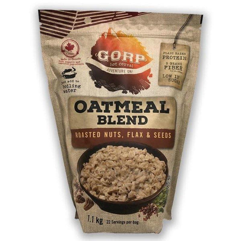 GORP GORP Oatmeal Blend - Roasted Nuts, Flax & Seeds