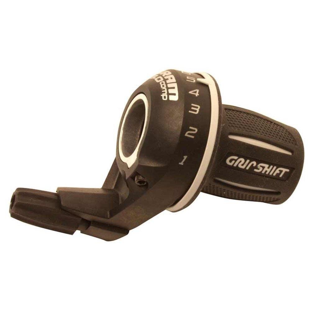SRAM SRAM, 3.0 Comp, Gripshift shifter, Rear, 7sp