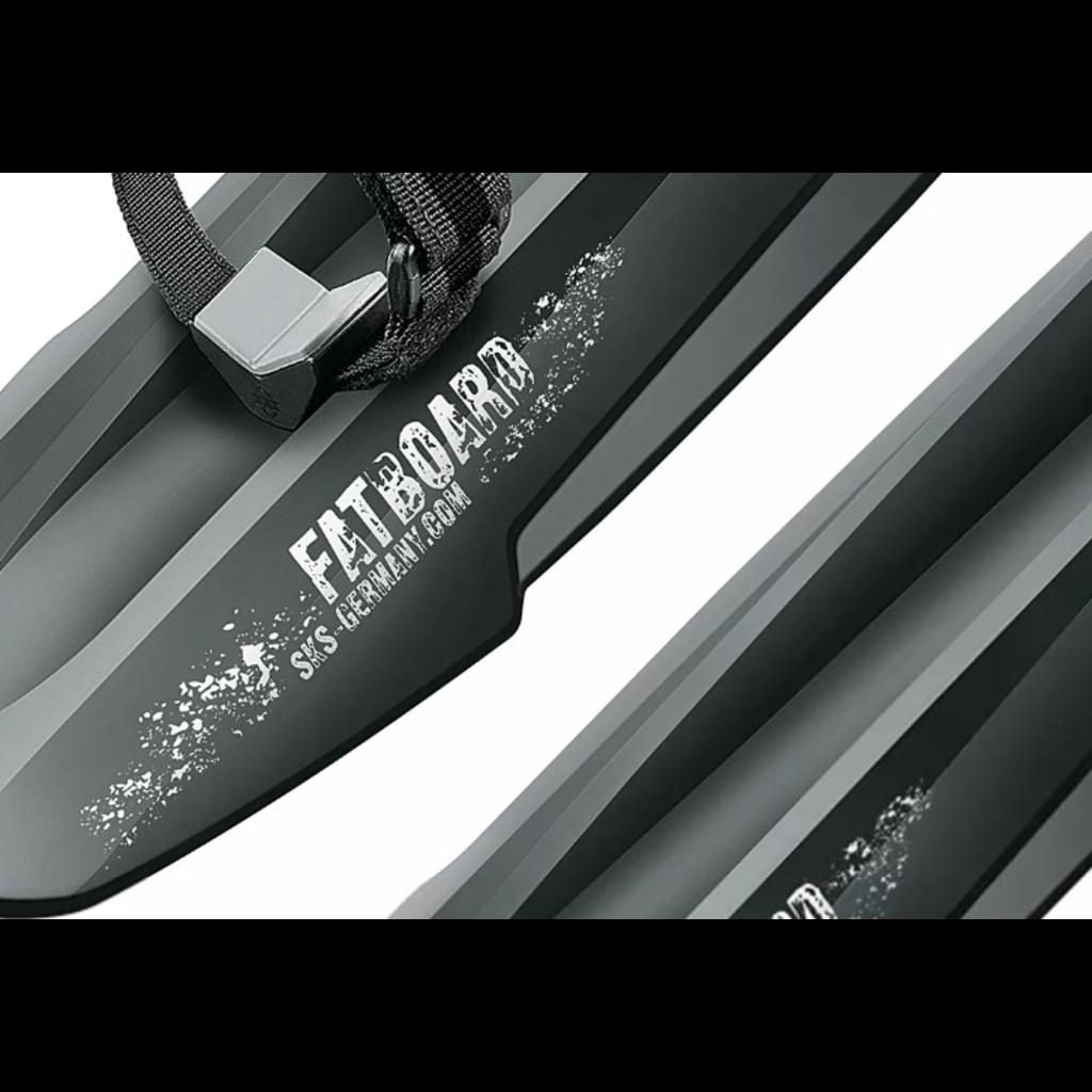SKS SKS Fatboard FatBike Fender Set, Black