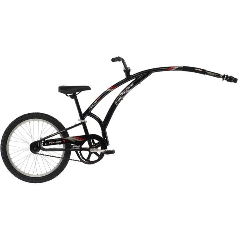 adams Trail-a-bike Kids Bike Trailer