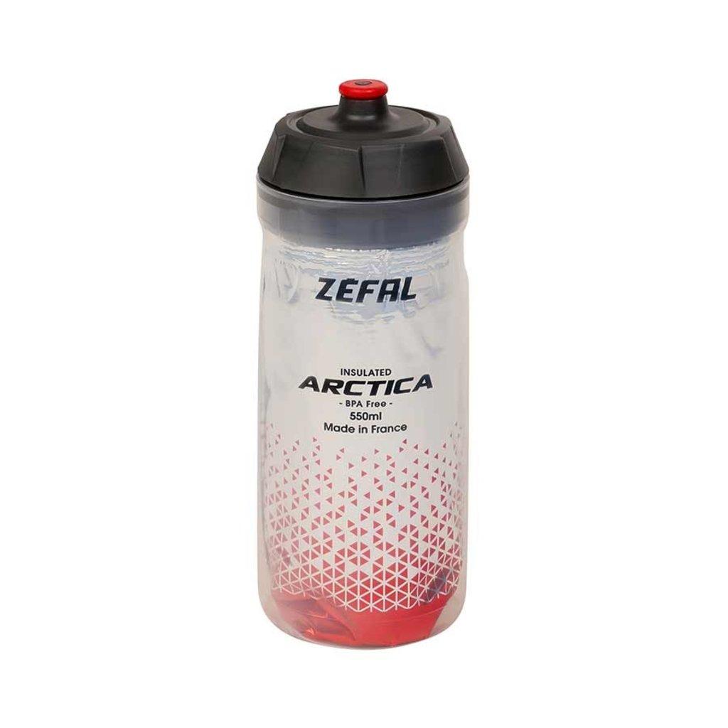 ZEFAL Zefal, Arctica 55, Insulated bottle, 550ml / 19oz, Silver-Blue