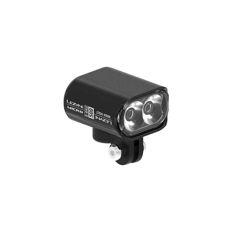 LEZYNE Lezyne, Ebike Micro Drive 500 High Volt, Light, Front, Black