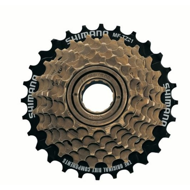 Shimano Shimano  Freewheel 7 speed  Mf-tz500-7 14-28T