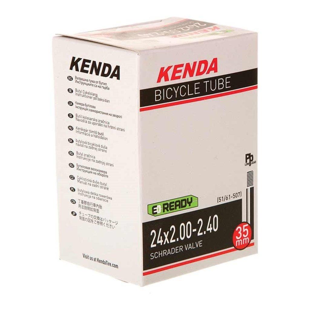 Kenda Kenda, Schrader, Tube, Schrader, Length: 35mm, 24'', 2.00-2.40