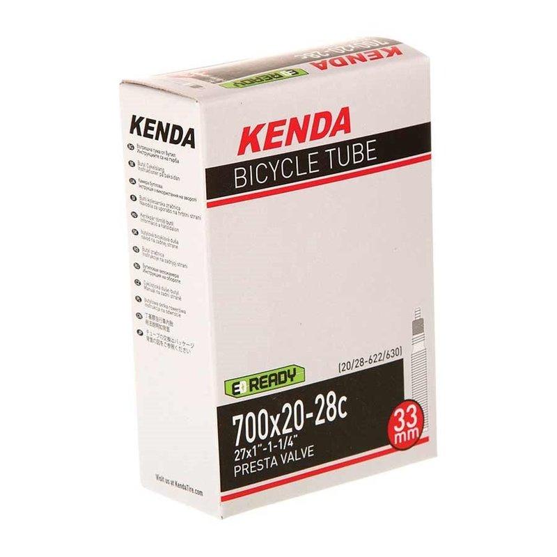 Kenda Kenda, Presta-Removable Valve Core, Tube, Presta, Length: 60mm, 700C, 28-35C