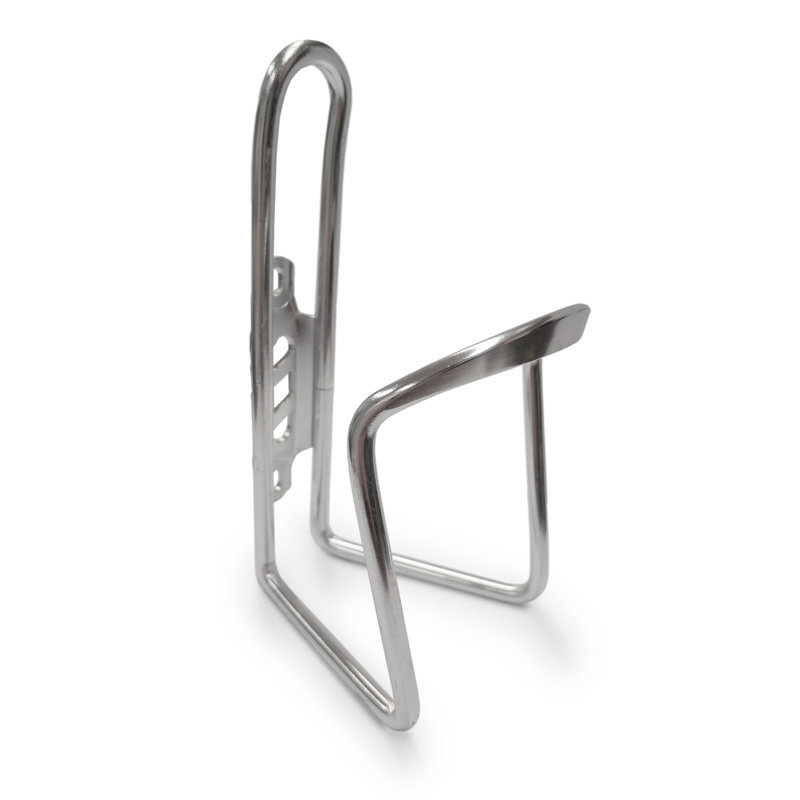 DAMCO Water Bottle Cage Silver Damco