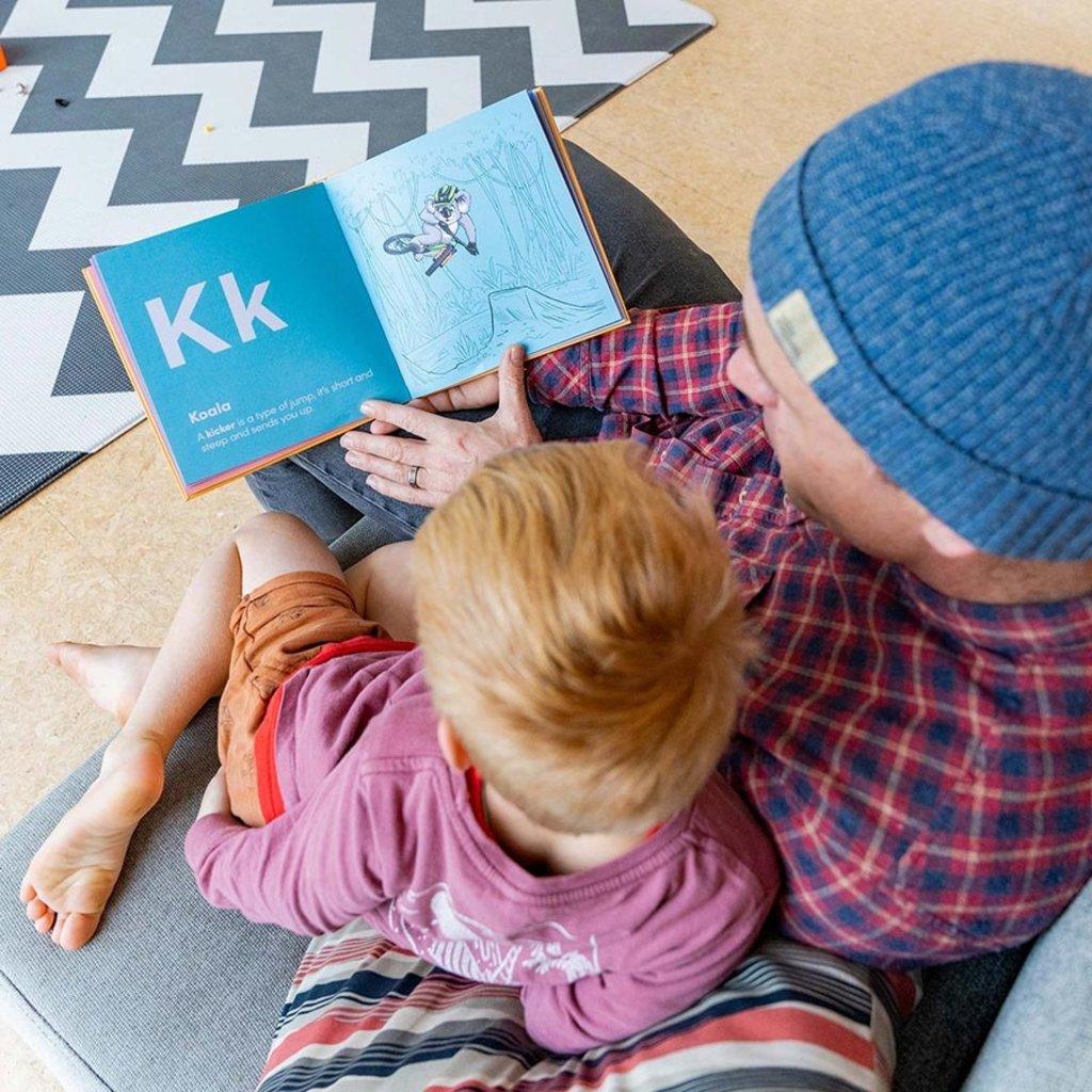 Kids Ride Shotgun Shred Til Bed, Book
