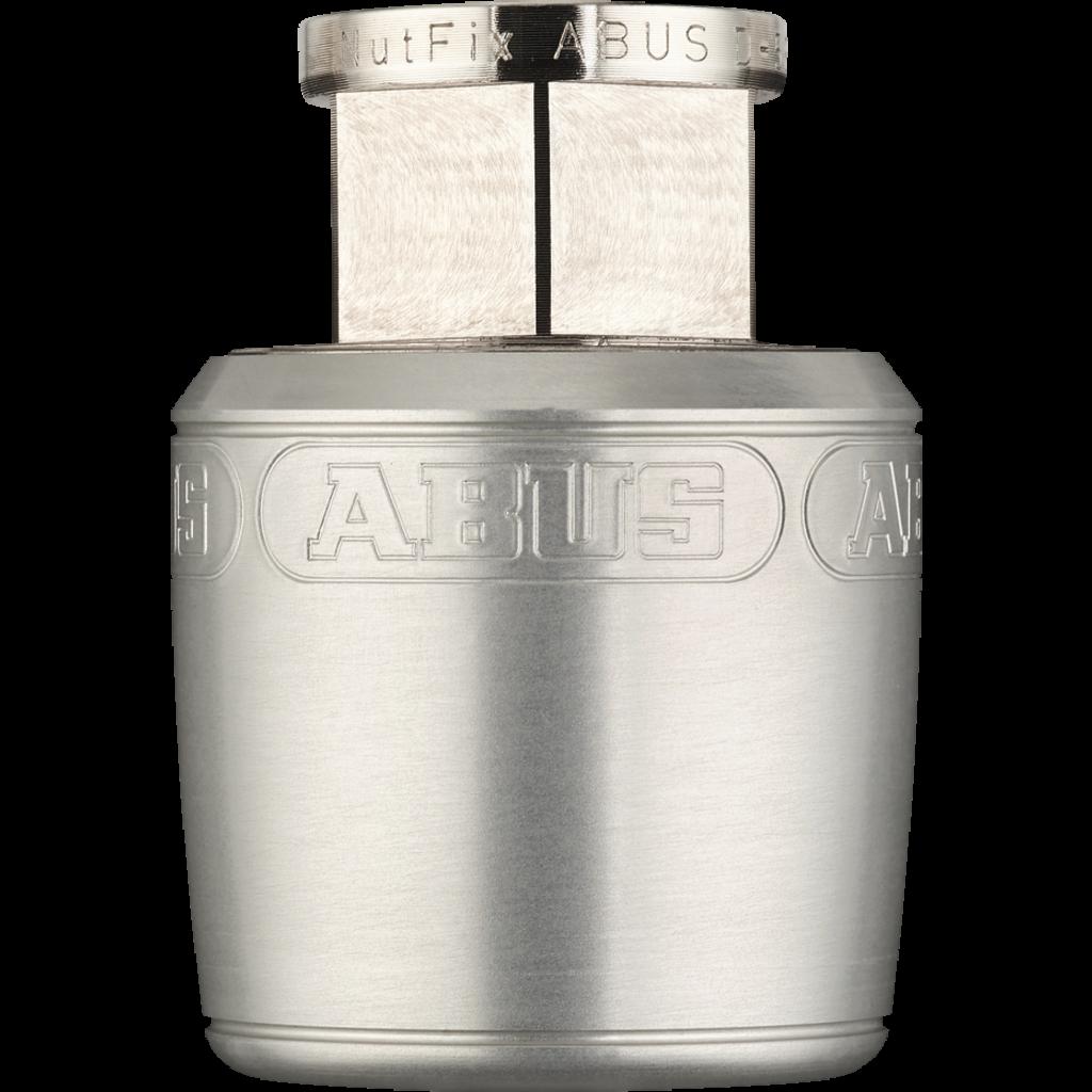 ABUS Abus, Nutfix Axle Set, Locking skewers, Pair, 100/135mm O.L.D, Red