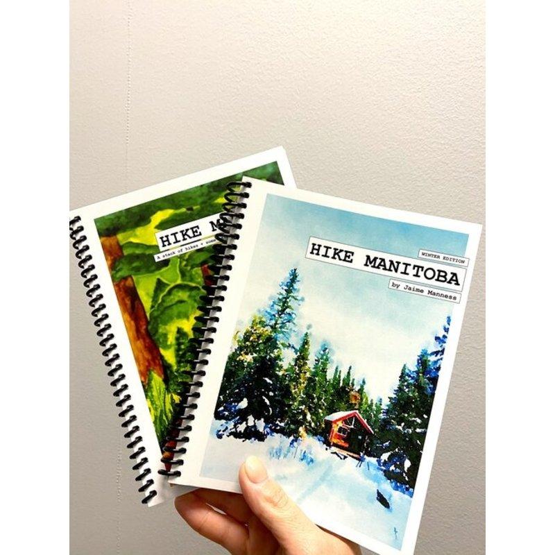 Hike, Bike, Camp, Paddle - Hike Manitoba Guide Book