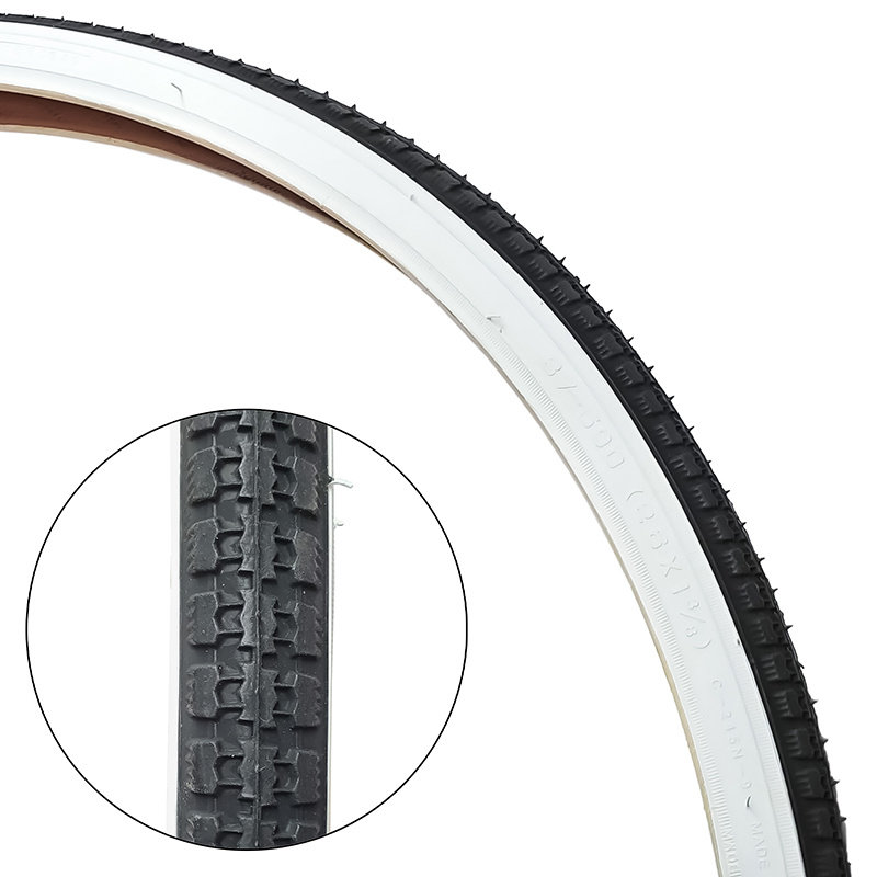 CST TIRE 26X1-3/8 WHITEWALL
