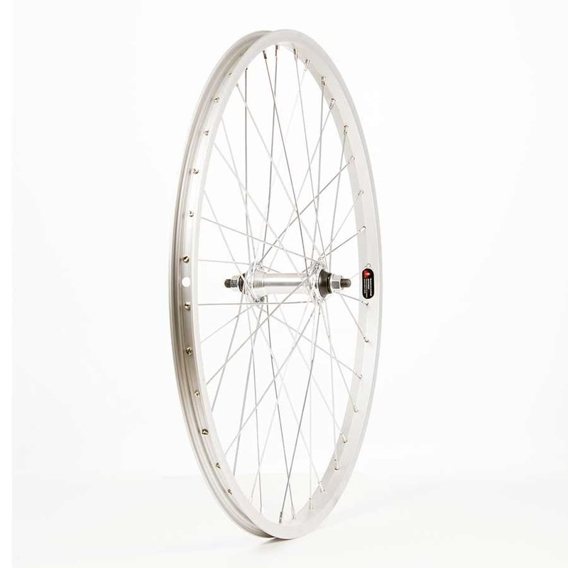 "Wheel Shop Wheel Shop, Alex rims, Single Wall - 24"" - Alloy Rim - Silver"