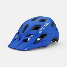 Giro Fixture, MTB Helmet, MAT TRIM BLUE