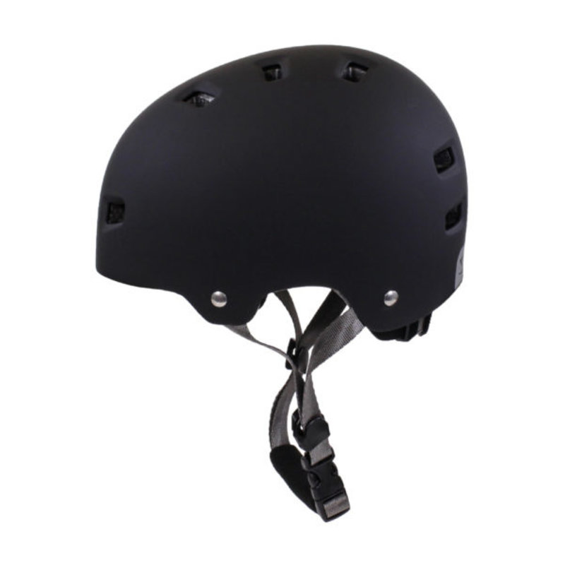 SERFAS Serfas Helmet BUCKET MATTE BLACK/GREY YOUTH