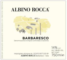 Albino Rocca, Barbaresco (2016)